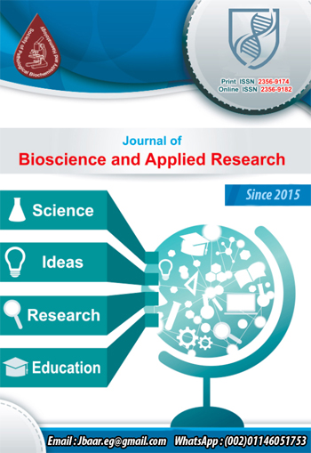 Journal of Bioscience and Applied Research